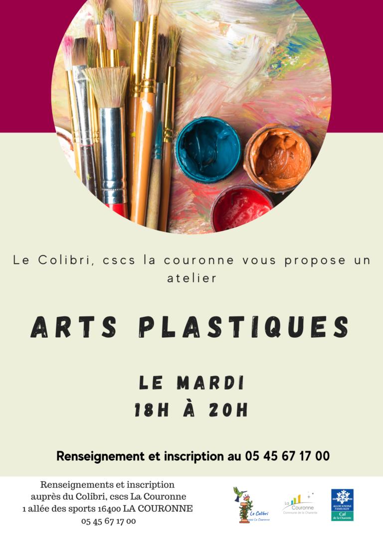 2021 - ARTS PLASTIQUES